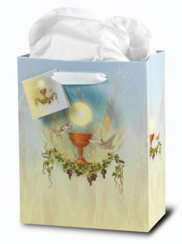 Gift Bag First Communion Traditional Small